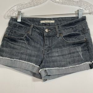 XXl Denim juniors jean shorts